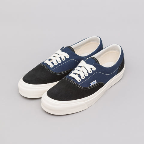 Vans Vault Era LX in Black/Dress Blue - Notre