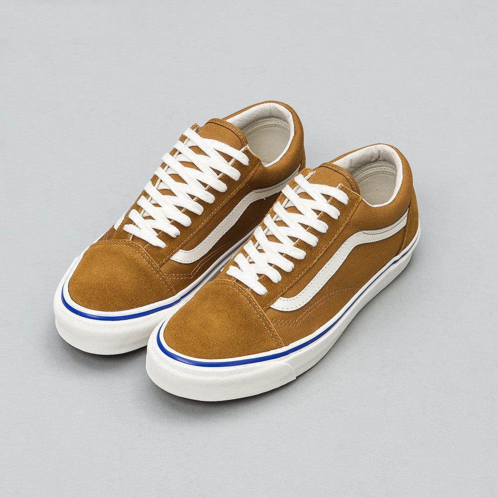 Vans Vault Old Skool LX in Bronze VN000VOJKBX