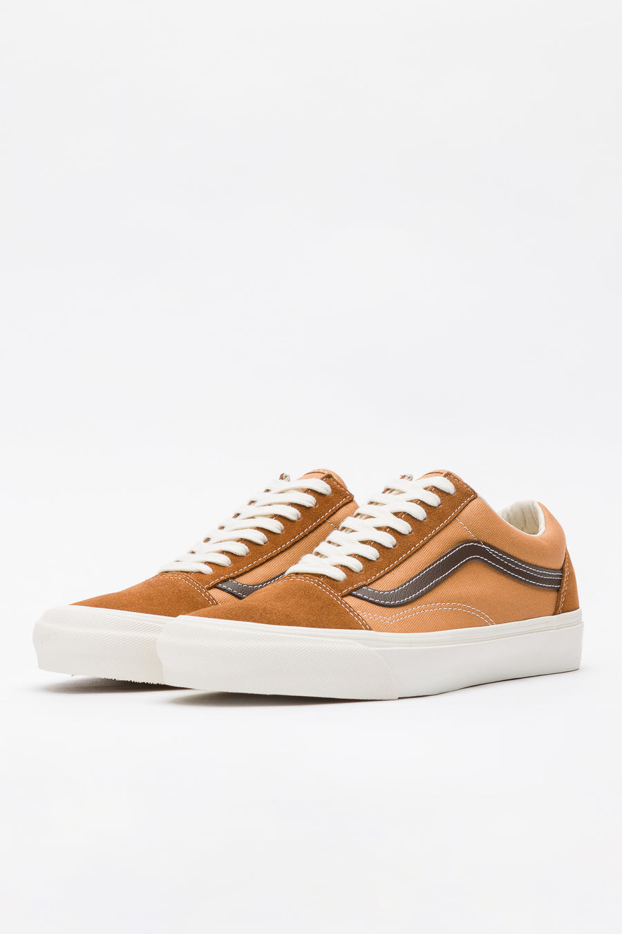 Vans Vault Old Skool LX in Brown - Notre
