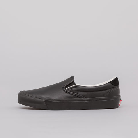 Vans Vault Slip-On 59 LX in Black - Notre