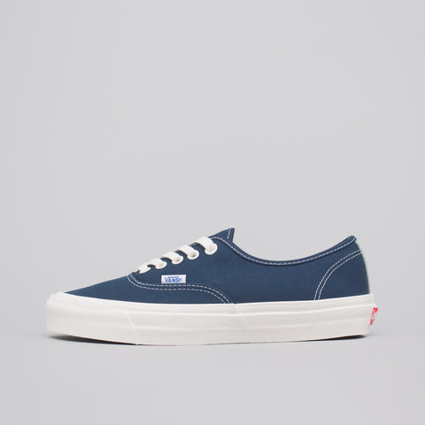Vans Vault Authentic LX in Dress Blue - Notre