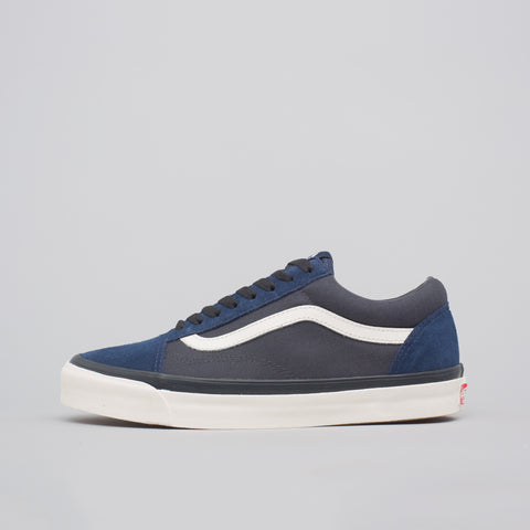 Vans Vault x WTAPS Old Skool LX in Dress Blue - Notre