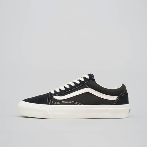Vans Vault OG Old Skool LX in Black/Mars - Notre