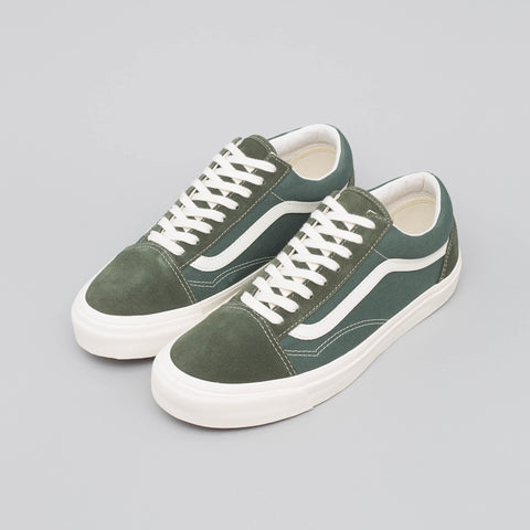 Vans Vault Old Skool LX in Forest Night - Notre