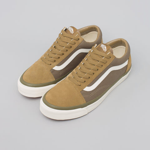 Vans Vault x WTAPS Old Skool LX in Green - Notre
