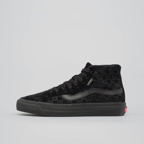 Vans Vault Sk8-Hi GTX LX in Checkerboard Black - Notre