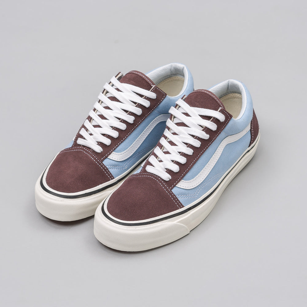 Vans Old Skool 36 DX Anaheim Factory in Light Blue - Notre