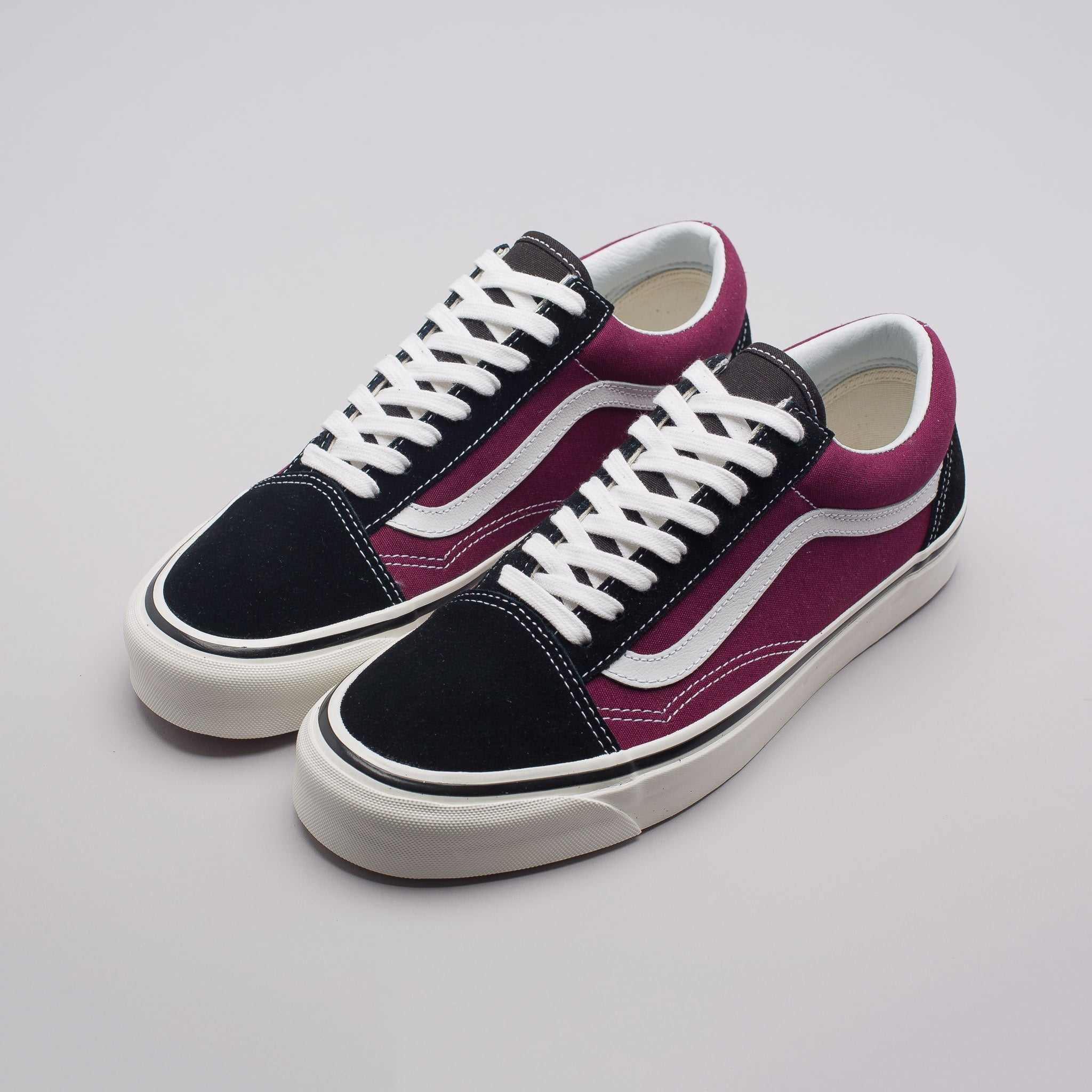 vans old skool 36 dx red