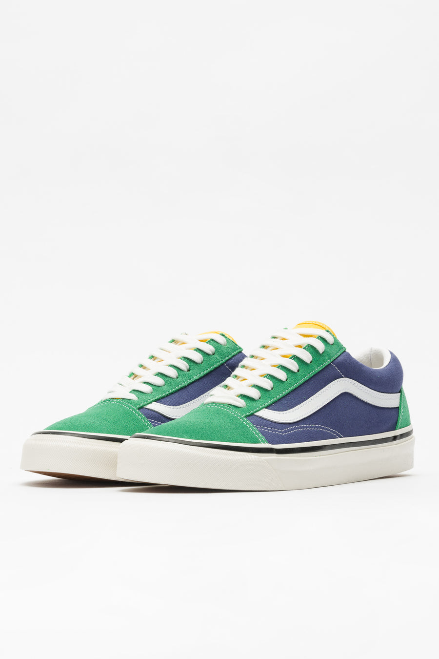 Vans Old Skool 36 DX in Blue/Green - Notre