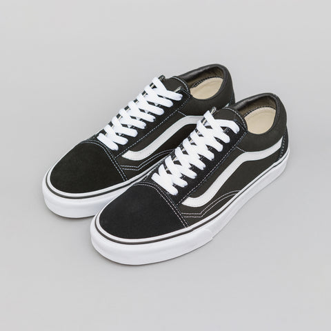 Vans Old Skool in Black/White - Notre