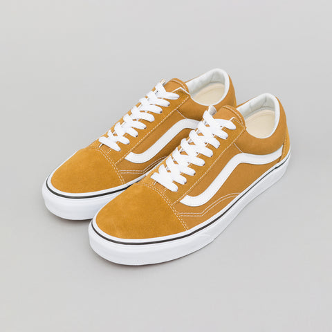 Vans Old Skool in Cumin/True White - Notre