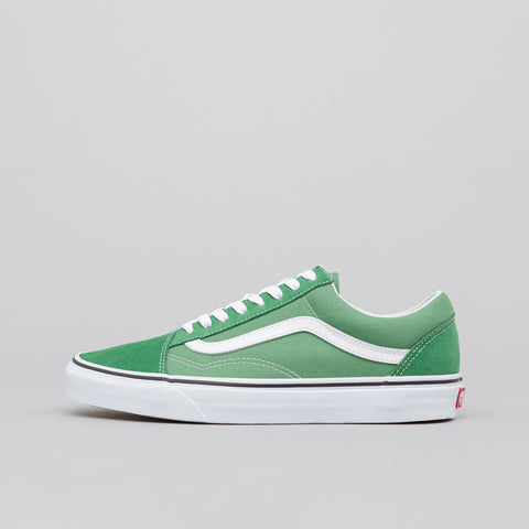 Vans Old Skool in Deep Grass - Notre