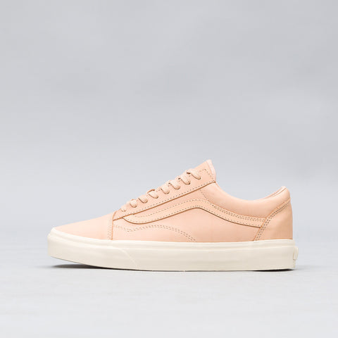 Vans Old Skool DX in Veg Tan Leather - Notre