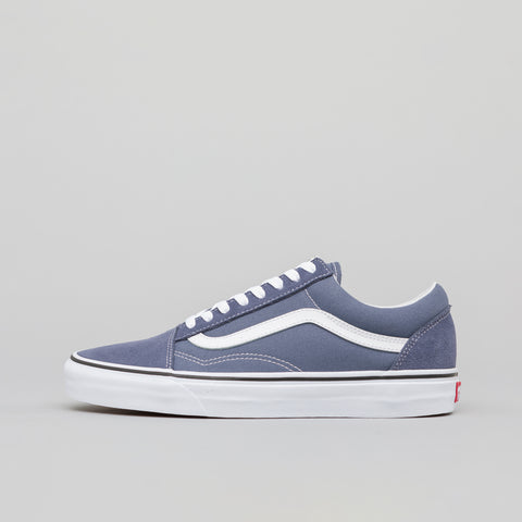 Vans Old Skool in Grisaille/True White - Notre
