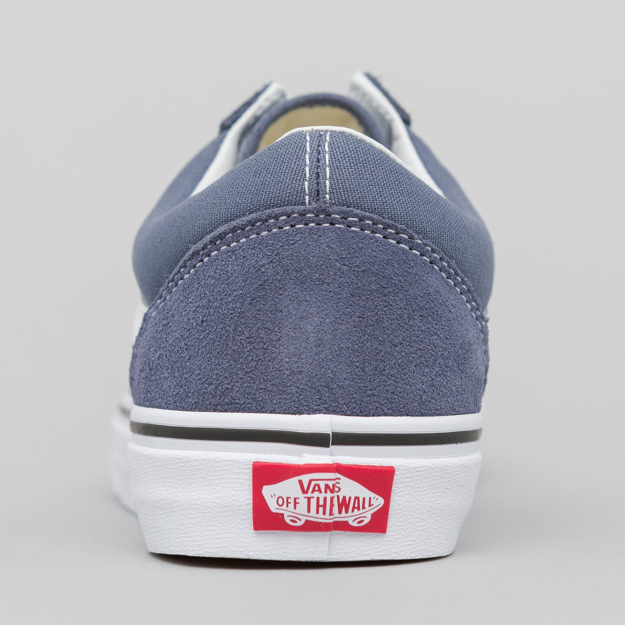 a010d2a17e8 Vans Old Skool in Grisaille True White