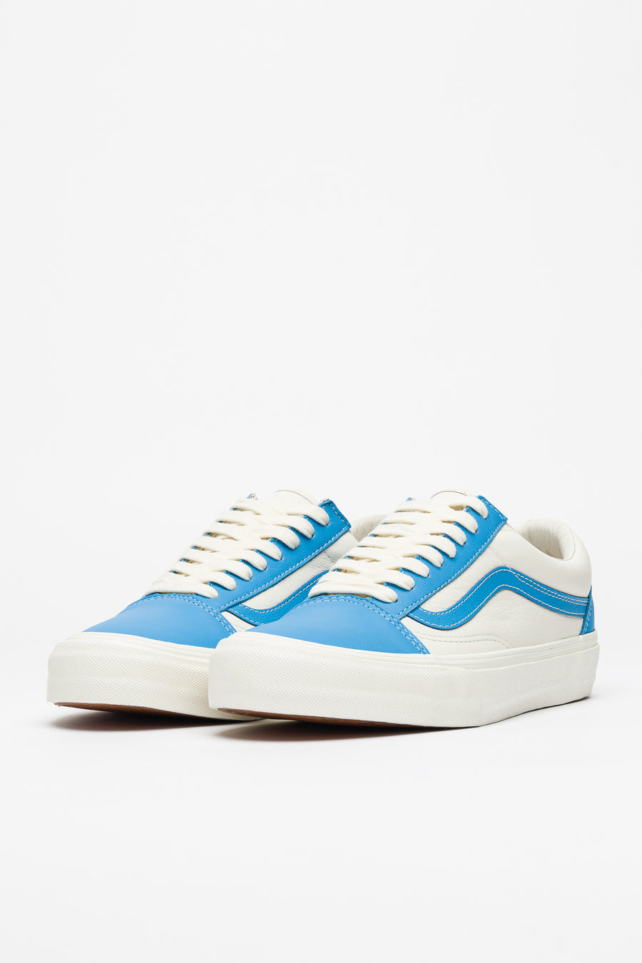 Old Skool VLT LX Leather in Bonnie Blue