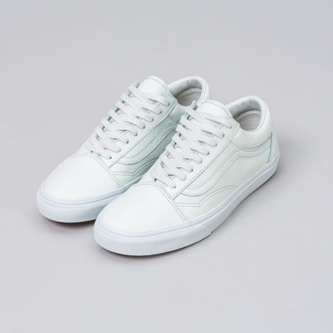 Vans Old Skool Mono Leather in Ice Flow - Notre