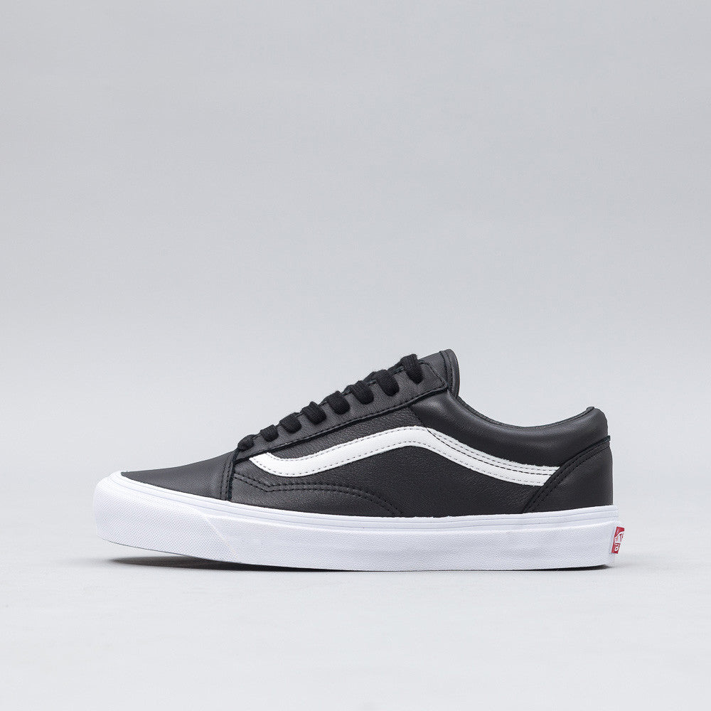 Vans Vault - Vault Old Skool LX in Black - Notre - 1