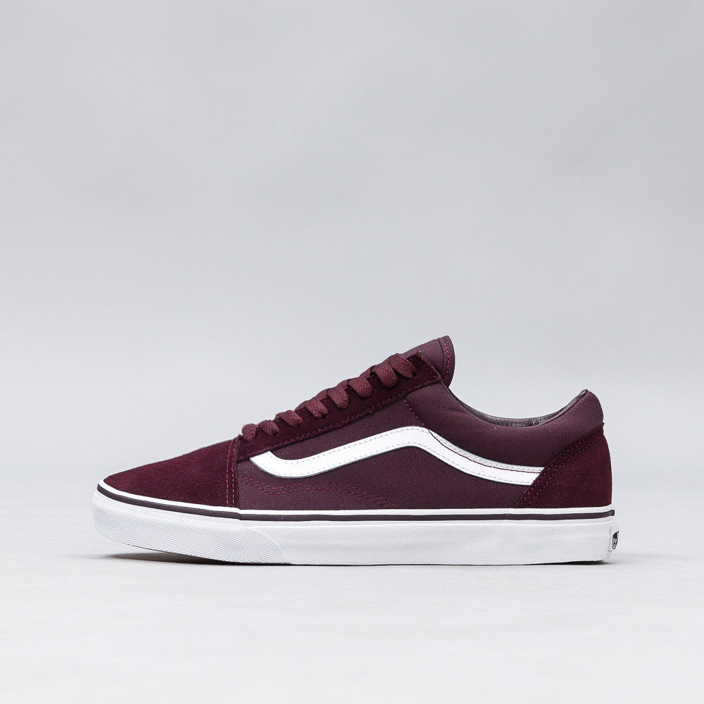 Vans Old Skool Suede in Iron Brown VN0A31Z9M4E