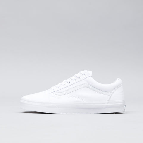Vans - Old Skool in True White - Notre - 1