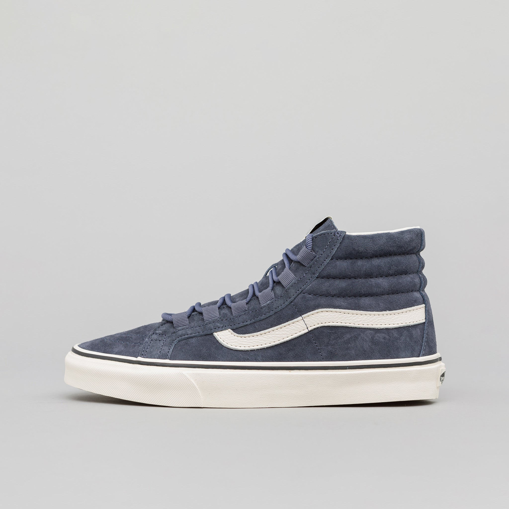 Sk8-Hi Pig Suede Reissue in Grisaille