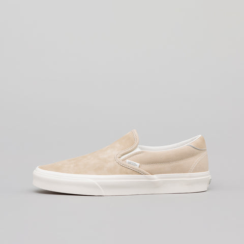 Vans Slip-On 59 Washed Nubuck in Hummus - Notre