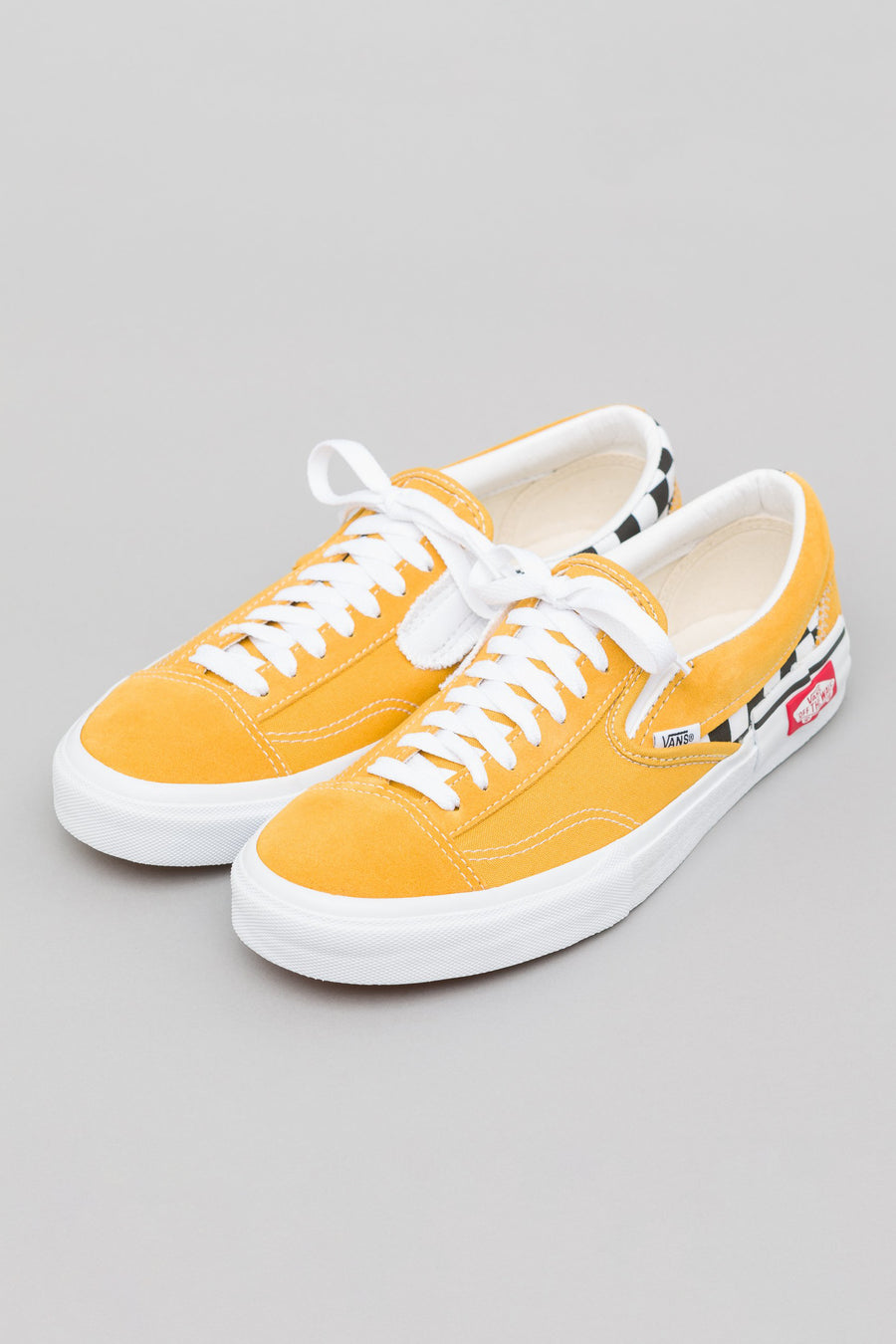 Vans Slip-On CAP in Yolk Yellow - Notre