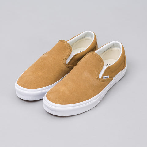 Vans Classic Slip-On in Medal Bronze - Notre