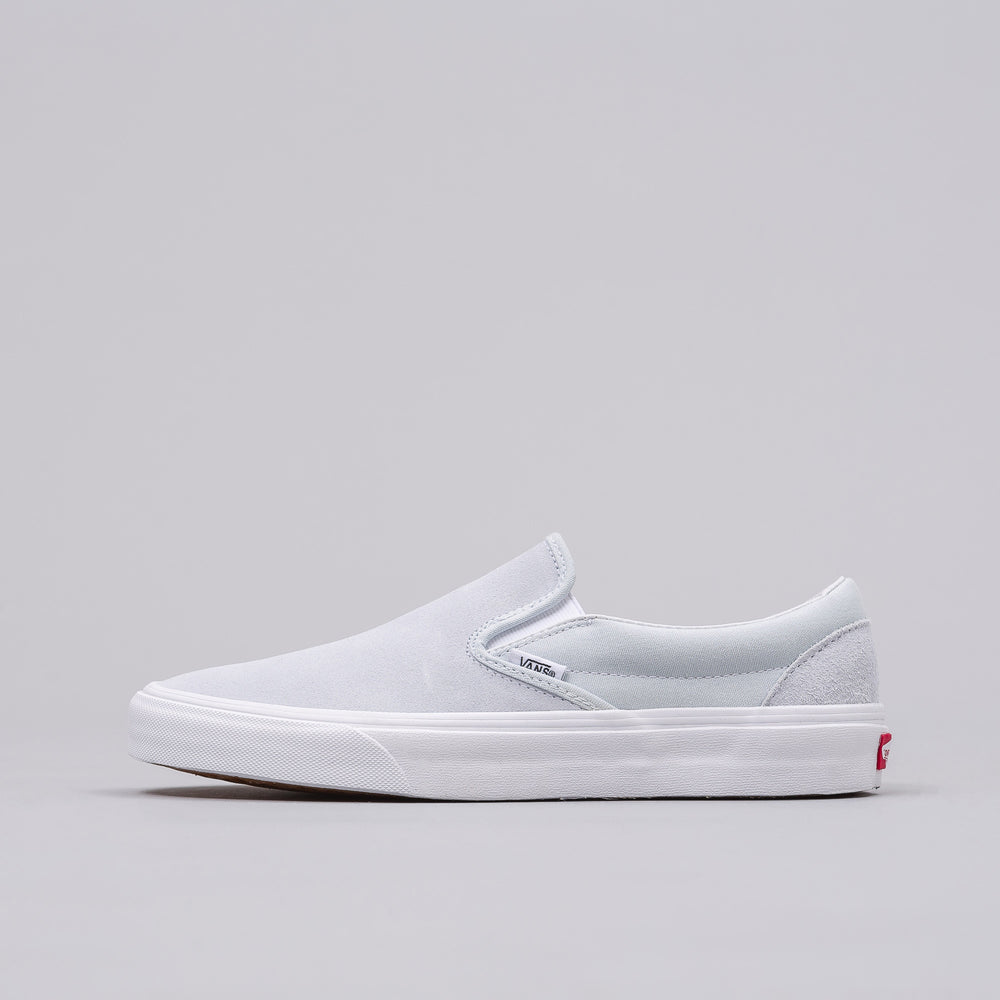 Vans Classic Slip-On in Light Blue - Notre