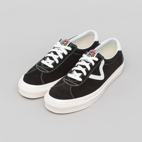 Vans Style 73 DX Anaheim Factory in OG Black - Notre