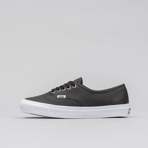 Vans Vault UA OG Authentic LX in Black - Notre