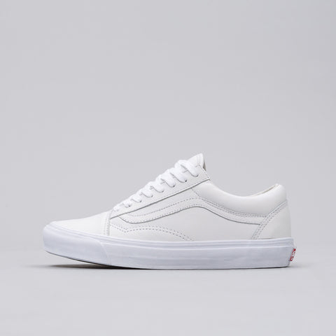 Vans Vault UA OG Old Skool LX in White - Notre