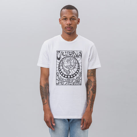 Vans Vault Vans Vault x Taka Hayashi Stained Glass T-Shirt in White - Notre