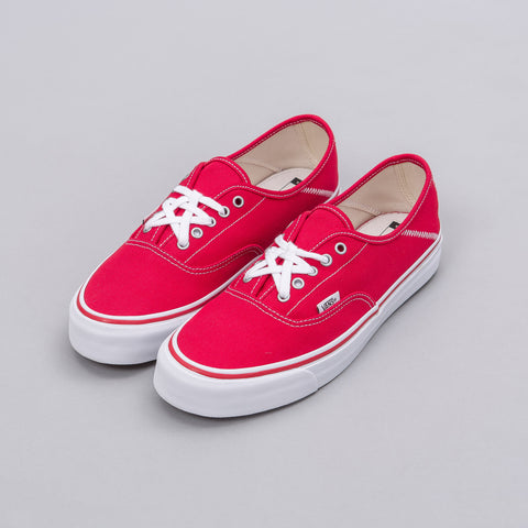 Alyx Studio x Vans Vault OG Style 43 in True Red - Notre