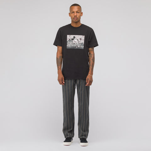 Vans Vault x Disney Mickey's 90th Birthday T-Shirt in Black - Notre
