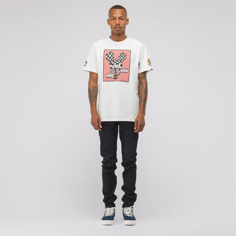 Vans Vault x Disney Mickey's 90th Birthday T-Shirt in Natural - Notre