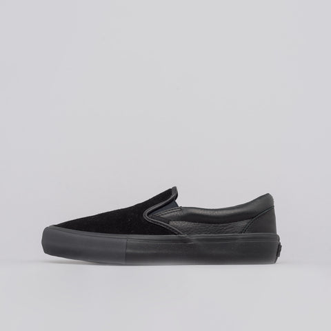 Vans Vault x Engineered Garments Classic Slip-On in Black - Notre