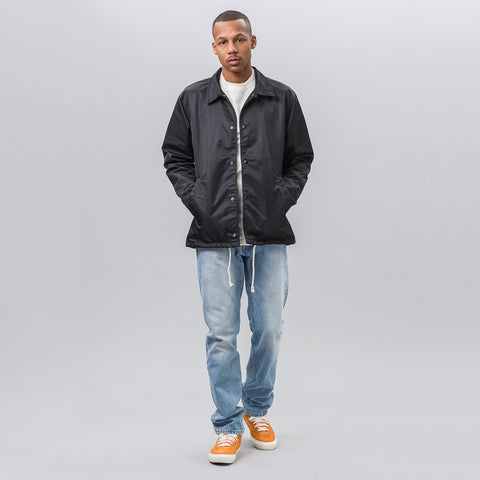 Vans Vault x Our Legacy Coaches Jkt in Black - Notre