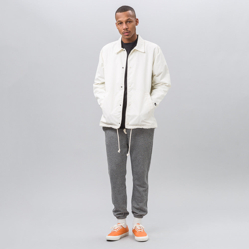 Our Legacy Vans Vault x Our Legacy Coaches Jacket in Marshmallow - Notre