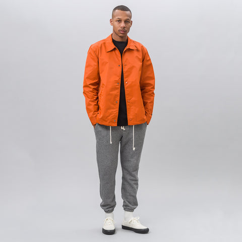 Our Legacy Vans Vault x Our Legacy Coaches Jacket in Orange - Notre