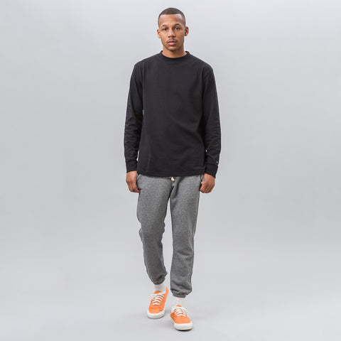 Vans Vault Vans Vault x Our Legacy Long Sleeve Tee in Black - Notre