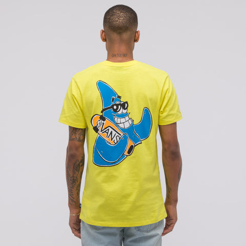 Vans Vault x Spongebob T-Shirt in Yellow - Notre