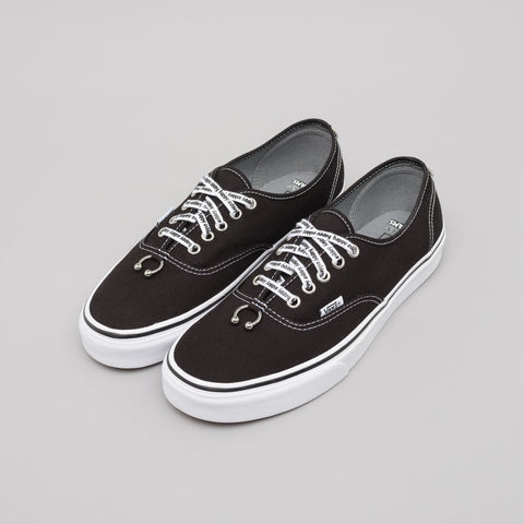 Vans x Ashley Williams Authentic in Black - Notre