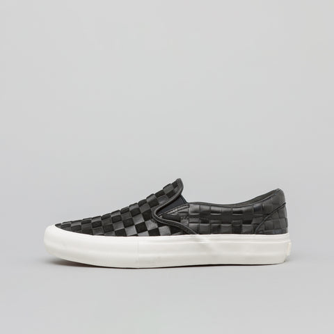 d945ab1a9c2e Vans Vault x Engineered Garments Classic Slip-On in Black - Notre ...