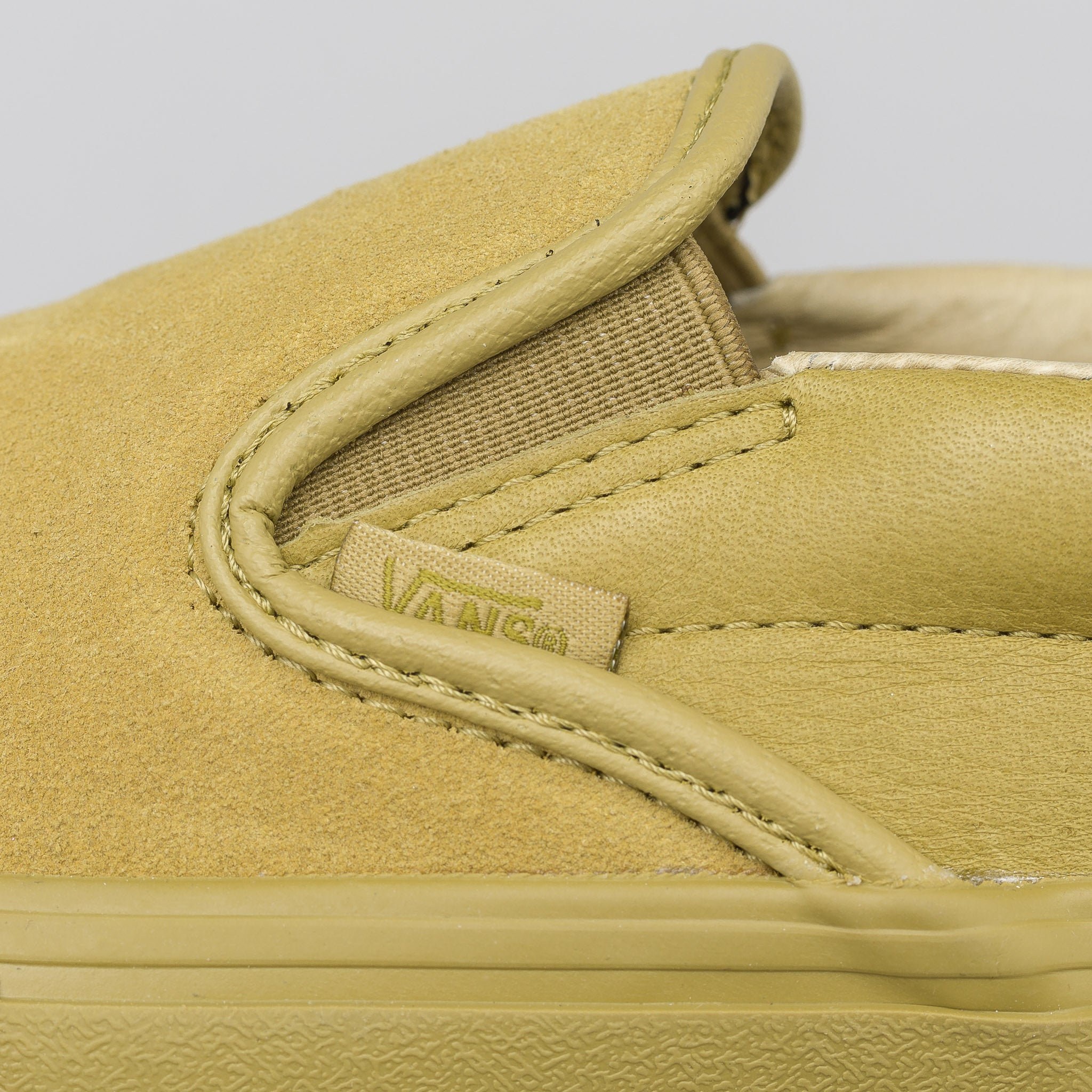 x Engineered Garments Classic Slip-On in Khaki
