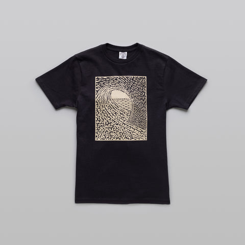 Vans Vault x JVH Wave T-Shirt in Black - Notre