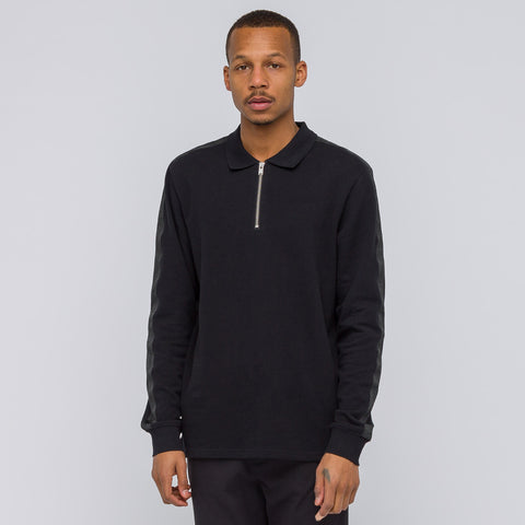 Vans Vault x LQQK Studio Half-Zip Sweater in Black - Notre