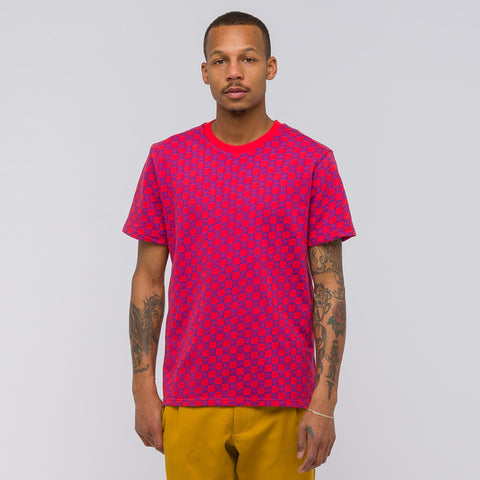Vans Vault x LQQK Studio T-Shirt in Bright Red - Notre