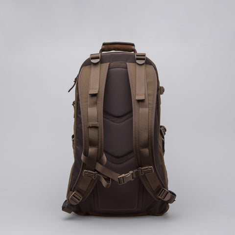 visvim 20L Cordura Backpack in Dark Brown - Notre