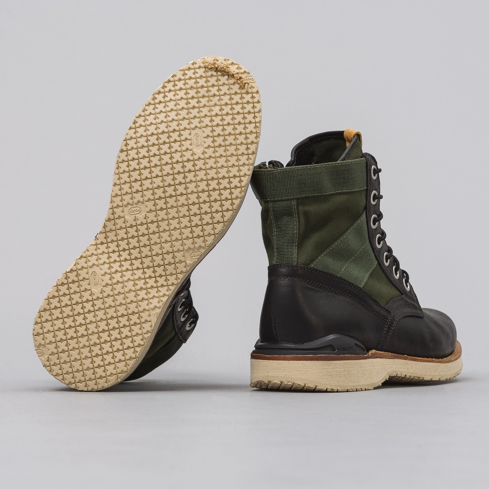 7-Hole '73-Folk in Olive